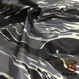 300t는 의복 직물 재킷을%s 나일론 호박단 인쇄 직물을 아래로 인쇄했다