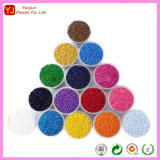 Цвет Masterbatch для материала пластмасс волокна