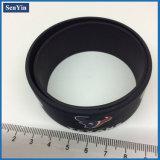 Fabrik-direkte Fertigung Qualität gedrucktes Debossed Silikon-Armband