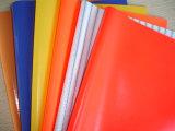 Varios colores disponibles de PVC Tejido de poliéster