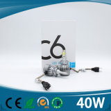 卸売価格自動LEDのヘッドライト4500lm 40W 6000k