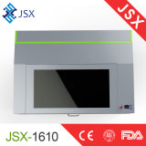 Gute Qualitätsbeständige ArbeitsJsx 1610 Fachmann CO2 Laser-Stich-Ausschnitt-Maschine