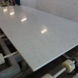 Белый кварц камня ванной комнаты кухни