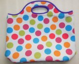 Saco de Tote do saco da bolsa da compra do neopreno das mulheres da forma