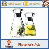 Produto comestível líquido de ácido fosfórico