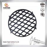ISO 9001:2008는 사기질 완료를 가진 바베큐 석쇠 철 주물 석쇠를 주문을 받아서 만들었다