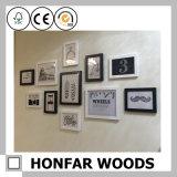 Frame de retrato de madeira moderno da decoração da parede para a decoração Home