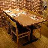([سب-كس359]) بالجملة صليب [كست يرون] قاعدة مربّع مطعم خشب طاولة