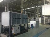 le réfrigérateur de la vis 7c/12c refroidi par air pour la ligne d'extrudeuse de moulage mécanique sous pression et de plastique
