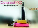 Più nuovo Conseal PE2 vaporizzatore 2017 dei kit di Seego per il disegno speciale dell'olio di Cbd