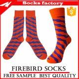 Großhandelsfrauen-Baumwollkleid Soks Zoll-Socken