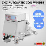 Macchina di bobina automatica dell'argano di bobina di CNC del nuovo calcolatore per il collegare di 0.03-1.2mm