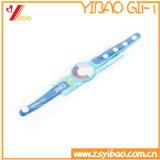 高品質の敏感な変更カラー紫外線シリコーンのリスト・ストラップ(XY-SUW-001)