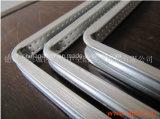 CNC Machine van het Glas van de Staaf van het Verbindingsstuk van het Aluminium de Buigende Isolerende