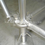 Sistema dell'armatura della serratura dell'anello galvanizzato acciaio della qualità superiore