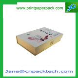 Vakje van de Gift van het Boek van de Gunst van de douane het Buitensporige Vouwbare Verpakkende