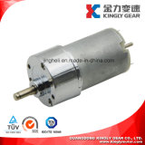 27mm 12V 100rpm Micro cepillo DC Geared Motor (JL-27A280)