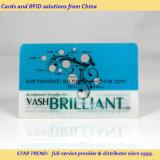 멤버쉽을%s 자기 띠를 가진 PVC 카드 Cr80 4 색깔