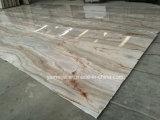 Beige Steinbienenwabe-Wand-Dekoration-Panels