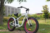 E-Bici eléctrica de Mountian del neumático gordo de alta velocidad de 48V 500W