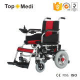 صحّة [مديكل دفيس] [نو برودوكت] يعجز قوة [فولدبل] [إلكتريك بوور] كرسيّ ذو عجلات سعرات