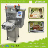 Machine d'étanchéité de boîte rapide Fast-Fs-600, Machine d'emballage pour étanchéité de salade