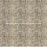 100%Polyester il piccolo leopardo Pigment&Disperse ha stampato il tessuto per l'insieme dell'assestamento