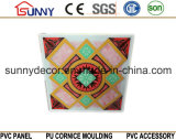 イラク595mm、600mm、603mmのPVC天井のタイルPVC壁パネル販売法