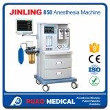 Máquina da anestesia da classe Jinling-850 elevada
