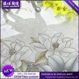 Fournisseur 250&times de la Chine ; Tuile en céramique de mur de tuile de Pocerlain de 750 intérieurs