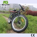 خلفيّ [هون] محرك [250و] إطار العجلة سمين درّاجة كهربائيّة