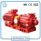 Horizontale mehrstufige elektrischer Strom-Feuer-Hochdruckpumpe
