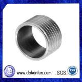 Bucha de alumínio de giro da luva do CNC
