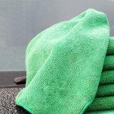 Toalla comprimida de encargo de la toalla de limpieza de la alta calidad de China