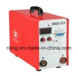 セリウムの証明書(MMA-250/315/400/500)が付いているMMAの溶接工