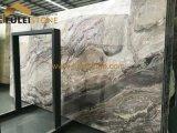 PLATTE-Marmor-Bodenbelag-Fliese Mars-Brown Marmor