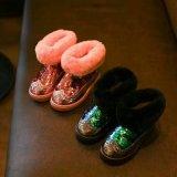 De nieuwe Warme Laarzen van het Lovertje van de Stijl (WX 8)