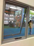 Finestra della stoffa per tendine della finestra di vetro dell'oscillazione di Mano-Funzionamento/finestra della tenda per il servizio dell'Australia