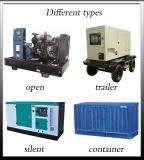 générateur électrique silencieux de moteur diesel de 250kVA-825kVA Doosan, 55kVA-220kVA actionné par Doosan Genset