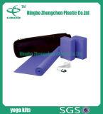 Sfera popolare calda del blocchetto della stuoia di yoga dei kit di Pilates dei kit dello studio di yoga del dispositivo d'avviamento