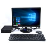 PC industrial de la base I5 4200u de Intel mini (Windows10/8/7/Linux/Ubutun)