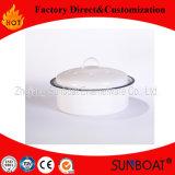 Vaschette dello smalto dei POT della minestra del POT dello smalto della cucina dello smalto di Sunboat