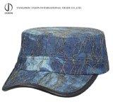 帽子のフィデルの帽子の帽子の野球帽の洗浄されたMitaryの軍の帽子は帽子の方法帽子を遊ばす
