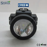 4800mAh 리튬 건전지를 가진 새로운 강력한 5W 크리 사람 LED Headlamp