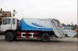 camion d'ordures de rebut de compacteurs de 12mt 4X2 Dongfeng