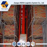 Sistema automatizado del almacenaje y de extracción de la Nova