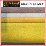 Tissu 100% de capitonnage en gros de velours de grillage de polyester (EDM5158)