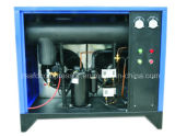 Sécheur à air comprimé à double ventilateur refroidi à l'air