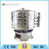 Роторная сетка вибрации порошка для фильтровать обезвоженные овощи