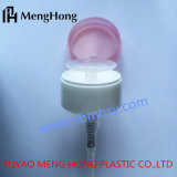 Rosafarbene Plastiknagellack-Remover-Pumpe